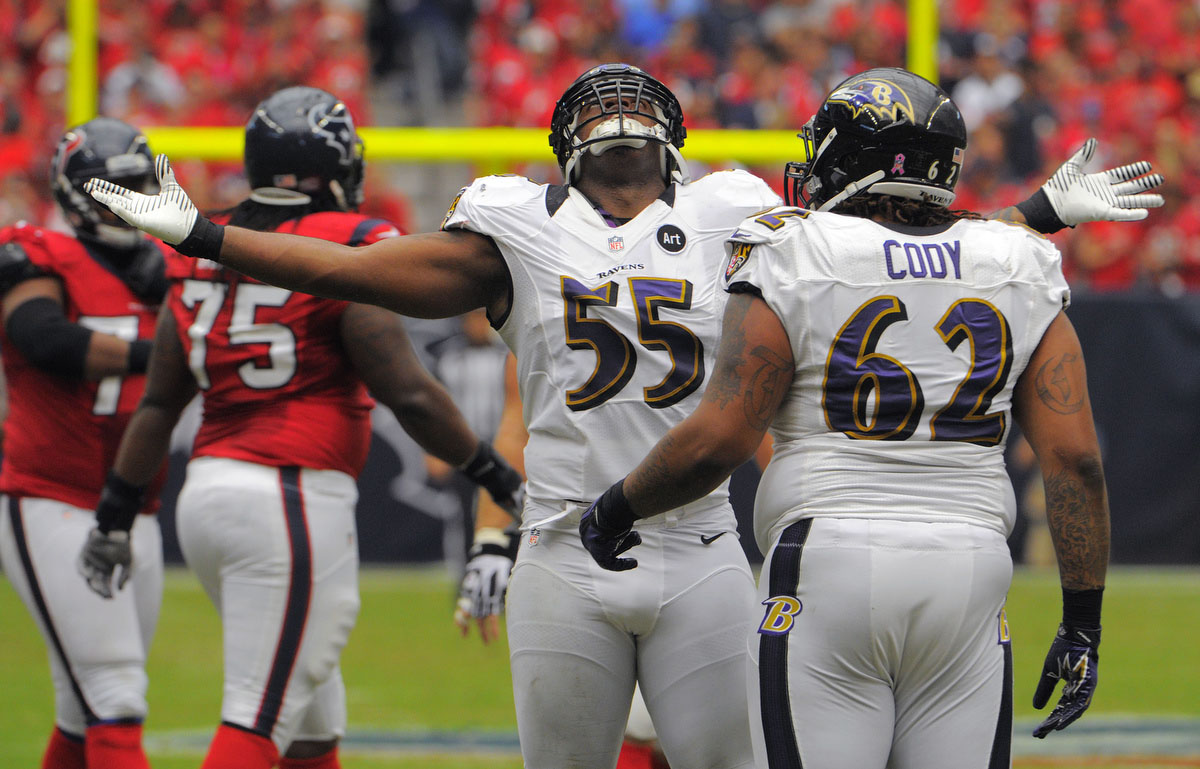 Rough Cut: A raw edit from the Ravens and Texans