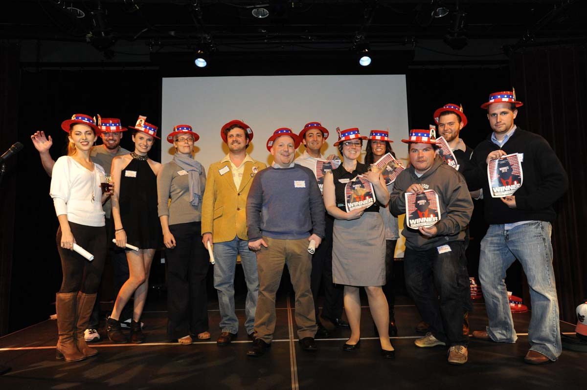 Blog the Vote: 4th annual Mobbies bash at Creative Alliance