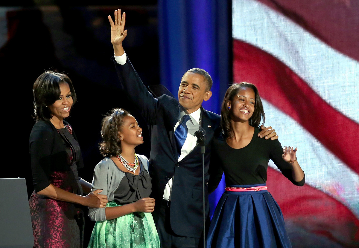 Election 2012: President Barack Obama wins re-election