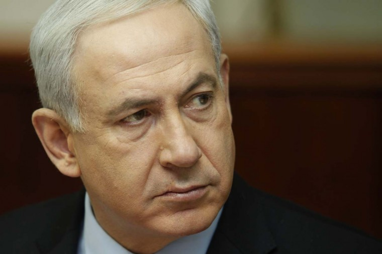 "Reuters — Israeli Prime Minister Benjamin Netanyahu pledged to cooperate with Obama on security issues despite what has been seen as a testy personal relationship that clouded U.S.-Israel ties over the past four years. ""I will continue to work with President Obama to ensure the interests that are vital for the security of Israel's citizens,"" Netanyahu said in a short, congratulatory statement hailing what he called strong strategic relations with Washington. (Gali Tibbon - Pool/Getty Images)"