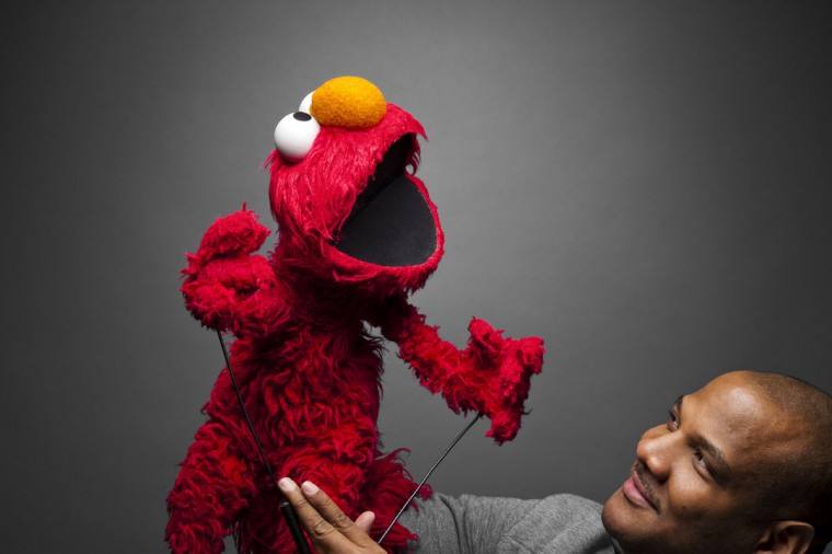 "Kevin Clash, the Baltimore County native behind Sesame Street's Elmo, was the subject of a 2011 documentary entitled ""Being Elmo: A Puppeteer's Journey."" (Handout photo by Scott McDermott)"