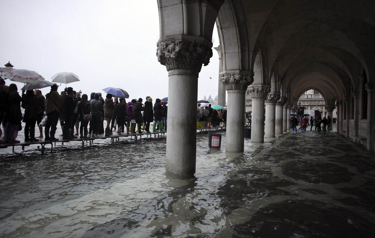 Image Result For Venice Flooding