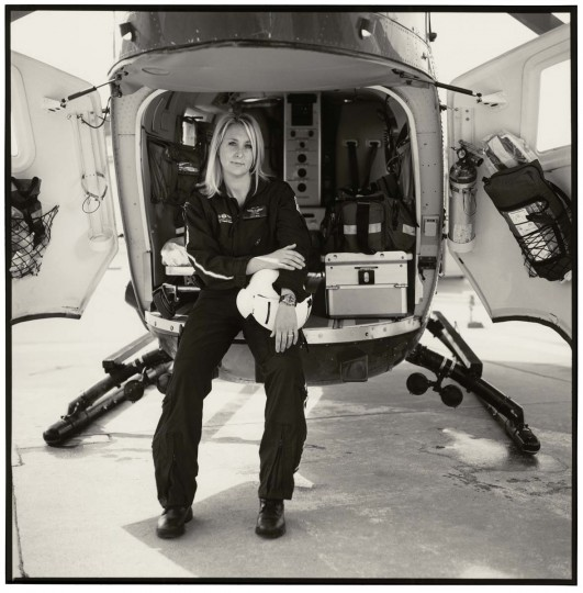 Venus Anderson, BSN, CFRN, Nebraska Medical Center / LifeNet in the Heartland, Omaha, NE.