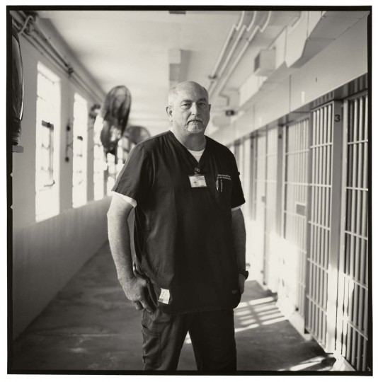 John Russell, RN, BSN, Louisiana State Penitentiary, Angola, LA.
