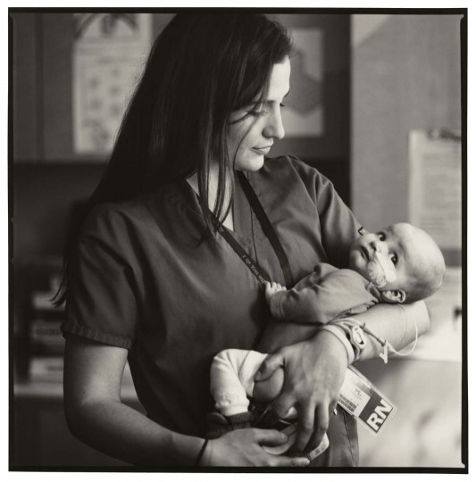 Rosemary Livingston, RN, BSN, Children's National Medical Center, Washington, DC.