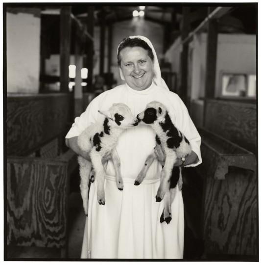 Sister Stephen Bloesl, RN, BSN, Villa Loretto Nursing Home, Mt. Calvary, WI.