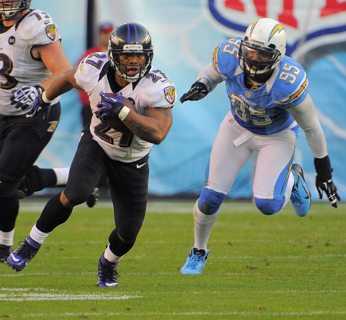 Rough Cut: A raw edit from the Ravens 16-13 win over the San Diego Chargers in overtime