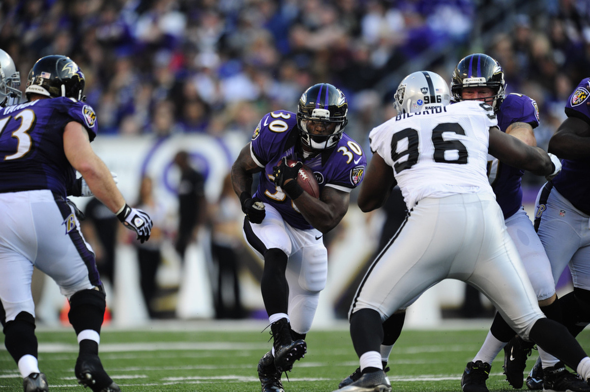 Rough Cut: A raw edit from the Ravens 55-20 win over the Oakland Raiders