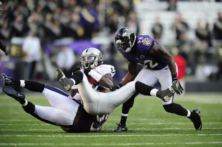 Rough Cut - Ravens - Raiders