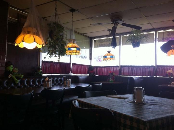 Happy Frog Diner: Oklahoma City, Oklahoma. (Courtesy of Freak Flag America)
