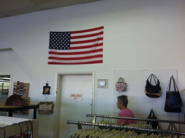 Thrift Store: Dallas, Texas. (Courtesy of Freak Flag America)