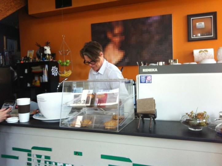 Murray Street Coffee: Dallas, Texas. (Courtesy of Freak Flag America)