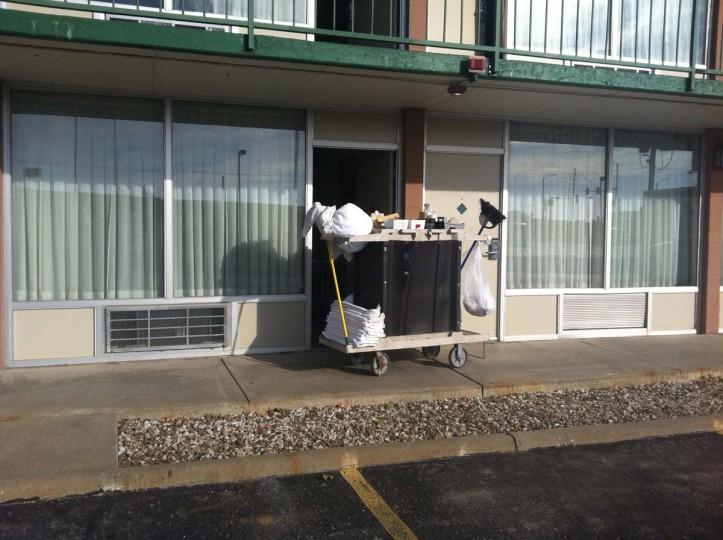 Room Service: Emporia, Kansas. (Courtesy of Freak Flag America)