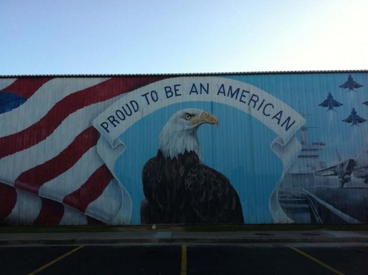 American: Mobile, Alabama. (Courtesy of Freak Flag America)