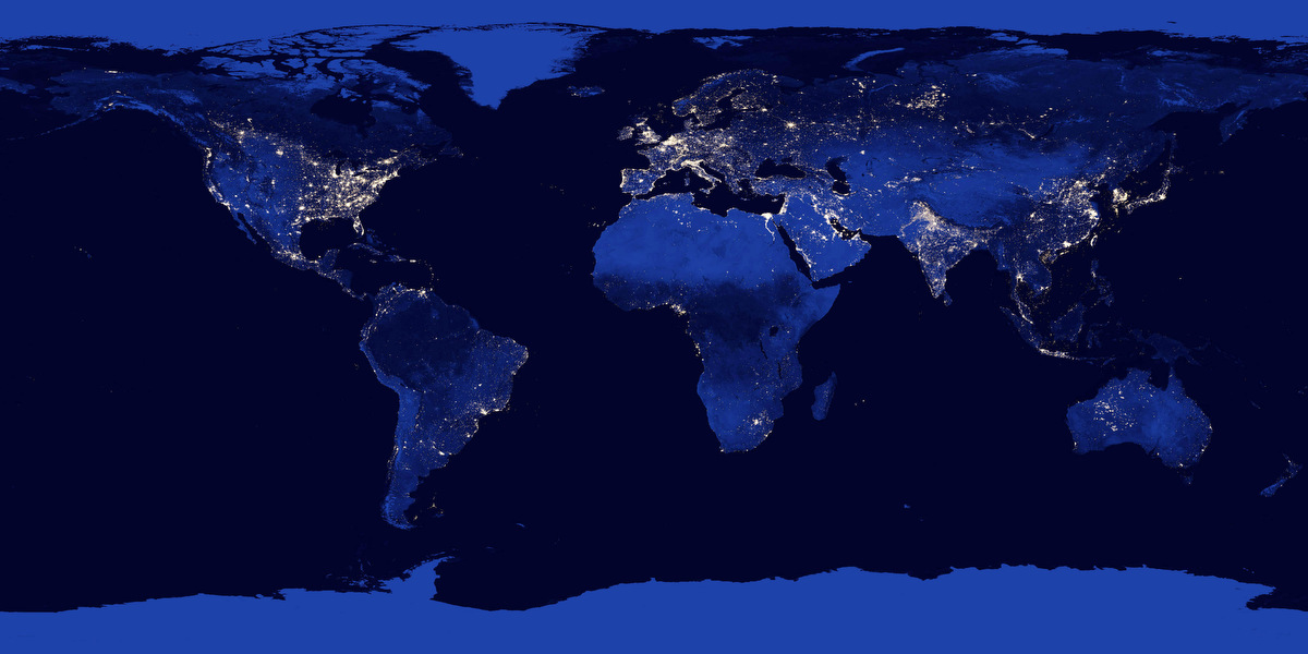 earth map nasa - photo #7