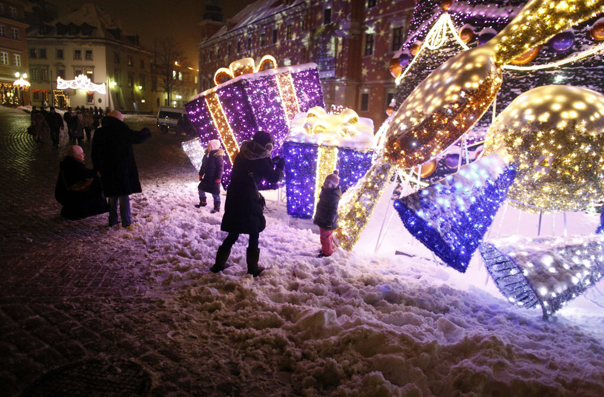 Snow Machine For Christmas Tree