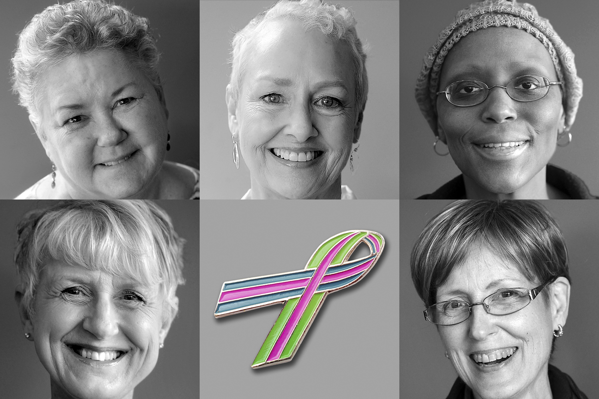 Courage and strength: Living with stage IV breast cancer