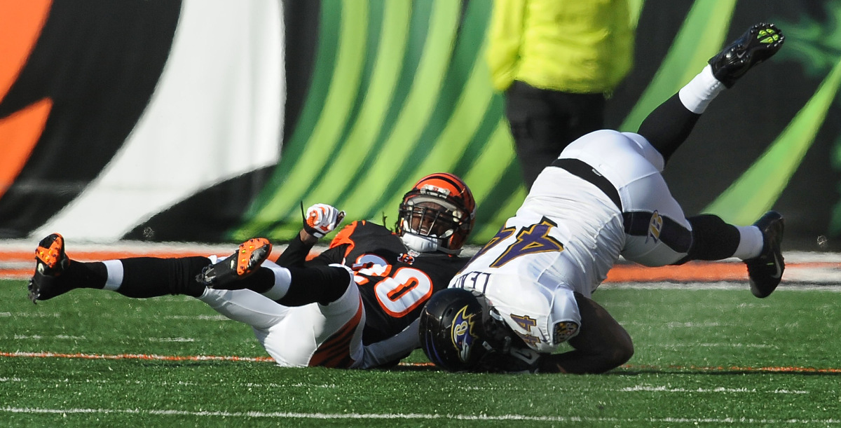 Rough Cut: A raw edit from the Ravens 23-17 loss to the Cincinnati Bengals