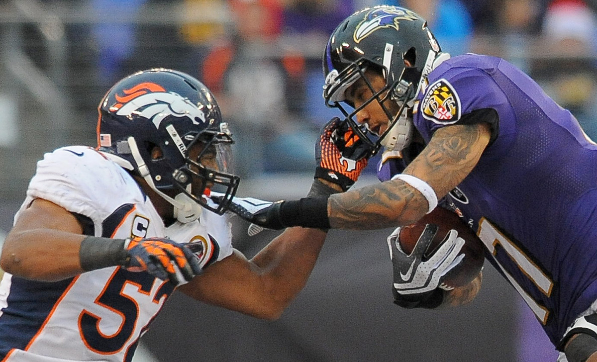 Rough Cut: A raw edit from the Ravens 34-17 loss to the Denver Broncos