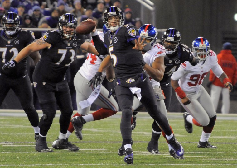 FBN GIANTS RAVENS