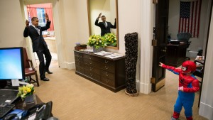 Year in review: Official White House photos from 2012