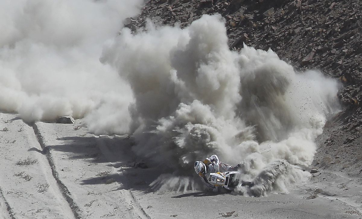 Rallye Raid Dakar Peru - Argentina - Chile 2013 [5-20 Enero] - Página 18 AFPGetty-516342153