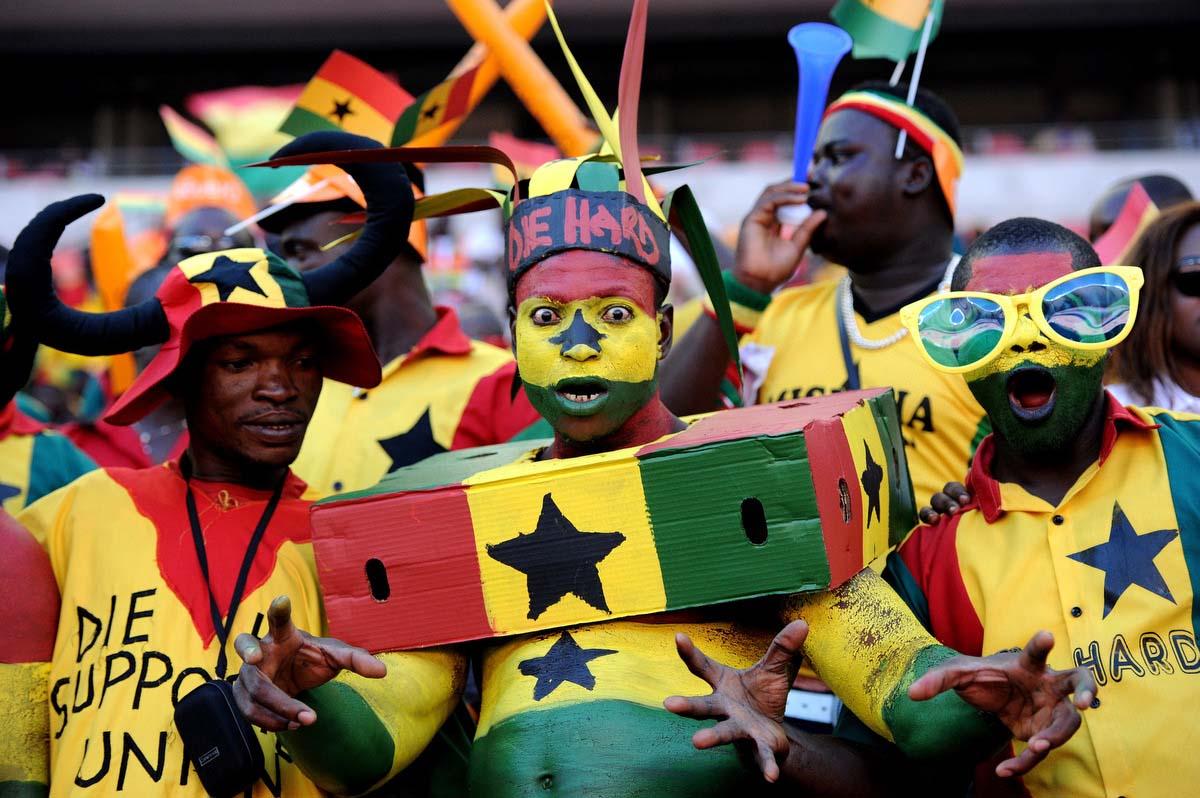 Ghanaian Dating Culture In Brazil