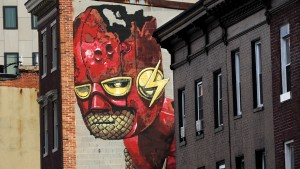 Baltimore, City of Murals