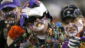 Matt 'Fan Man' Andrews: The Godfather of Baltimore Ravens fans