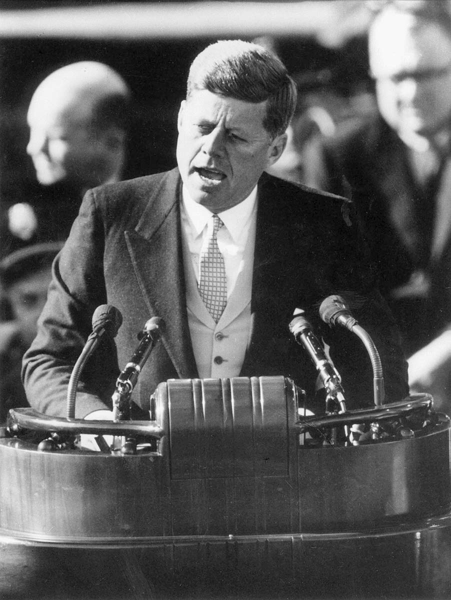 Jfk inaugural address essay