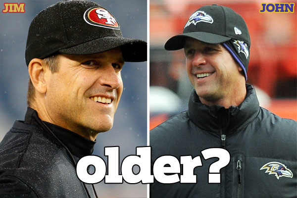 Left: Jim Rogash/Getty Images; Right: Gene Sweeney Jr./Baltimore Sun