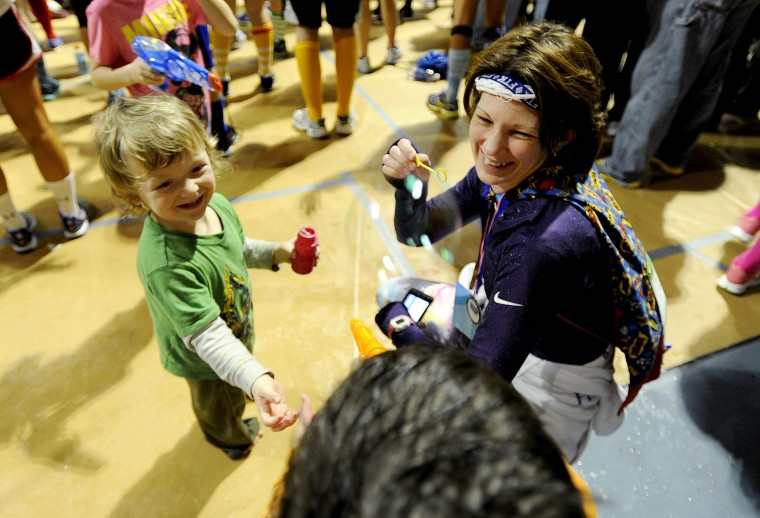 Penn State's IFC/Panhellenic Dance Marathon