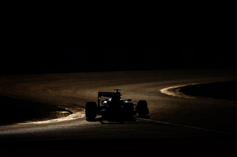 Nico Rosberg of Germany and Mercedes GP in action during day one of F1 Testing at Circuit de Catalunya on in Barcelona, Spain. (Paul Gilham/Getty Images)