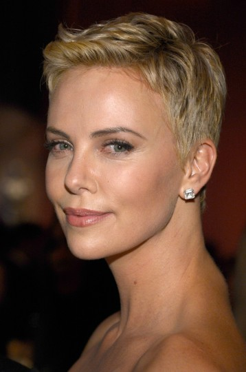 Actress Charlize Theron attends the Oscars Governors Ball at Hollywood & Highland Center on February 24, 2013 in Hollywood, California. (Kevork Djansezian/Getty Images)