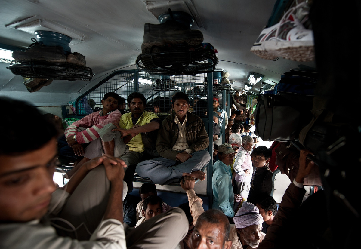 Indian train classes pictures