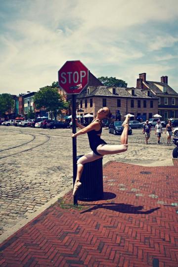Model: Jessica Loren Duncan. (Credit: Kaitlin Newman)