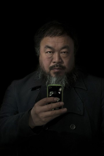 #15: Stefen Chow of Malaysia, a photographer working for Smithsonian magazine, has won the second prize in the People - Staged Portraits Single category of the World Press Photo Contest 2013 with this picture of Ai Weiwei in Beijing taken on February 6, 2012 and distributed by the World Press Photo Foundation February 15, 2013. (Stefen Chow/Smithsonian magazine/World Press Photo/Handout/Reuters)