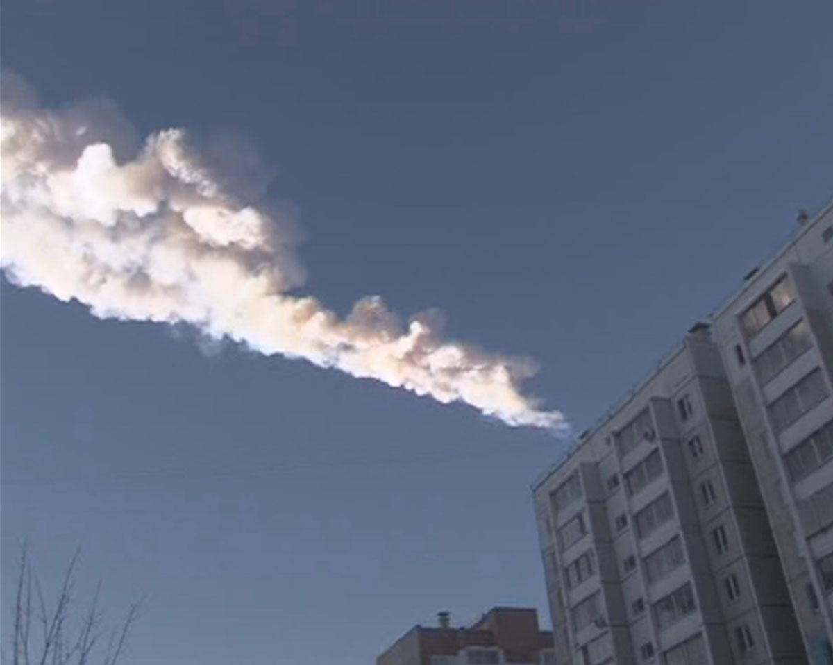 asteroid that hit siberia - photo #31