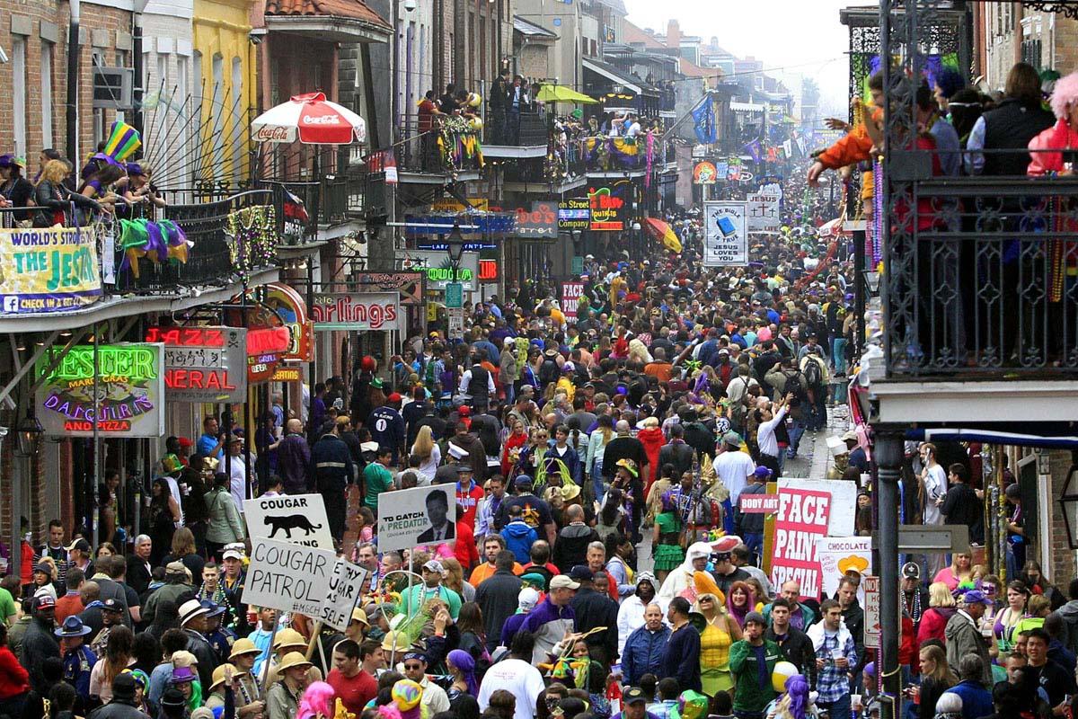 Así se vive el carnaval en estos 5 lugares del mundo