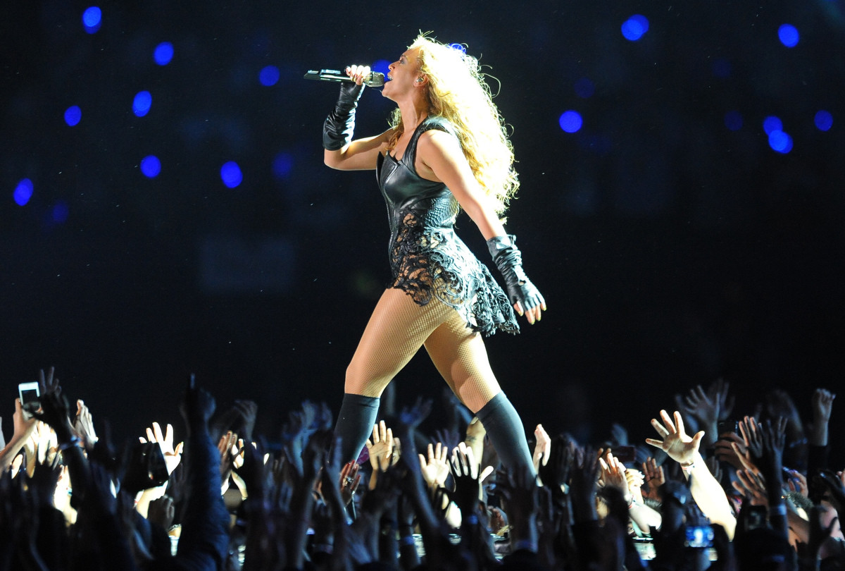Rough Cut: A raw edit from Beyonce Super Bowl half-time show