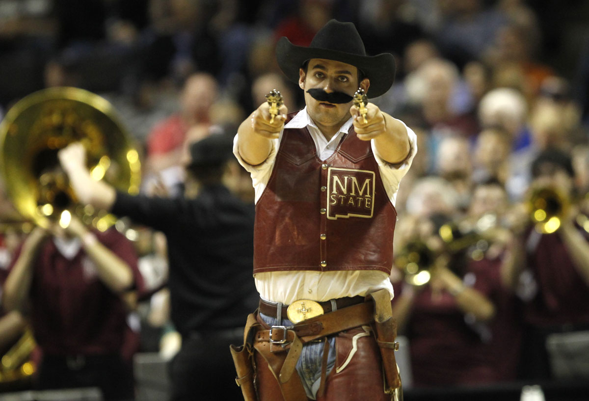 Oklahoma State Cowboys Sue New Mexico State Aggies Over Pistol