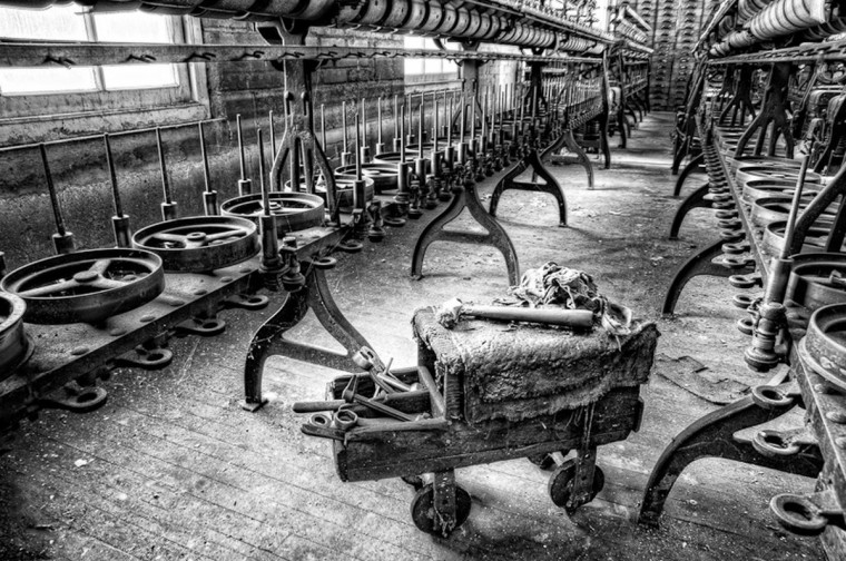 """The Workman's Cart"" photo by Chuck Robinson - 2012 Year End Winner"