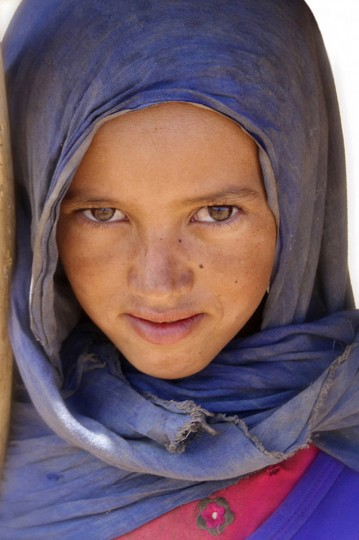 """Berber Nomad"" photo by Joan Saba - 2012 Year End Winner"