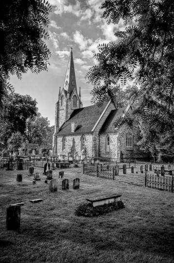 """St. John's Church"" photo by Jeffrey Wolk - 2012 Year End Winner"