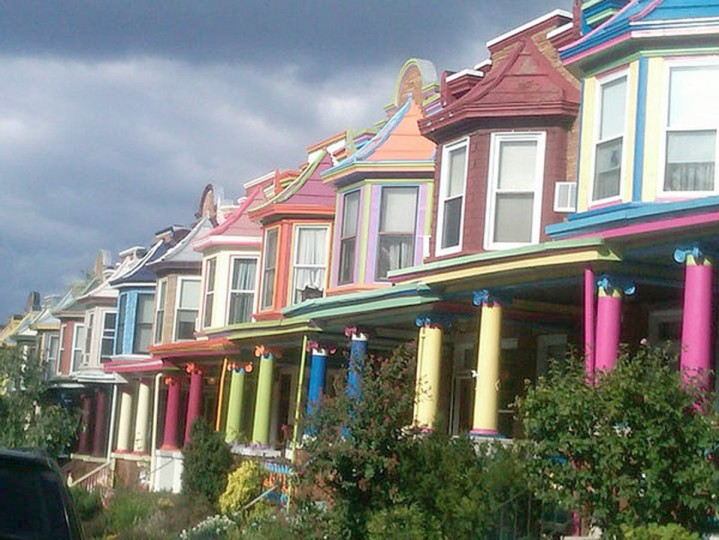 6:45 p.m.: Painted ladies (Photo by Anne Fleshman)