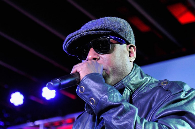 Talib Kweli performs at SXSW on March 11, 2013 in Austin, Texas. (John Sciulli/Getty Images for Samsung)