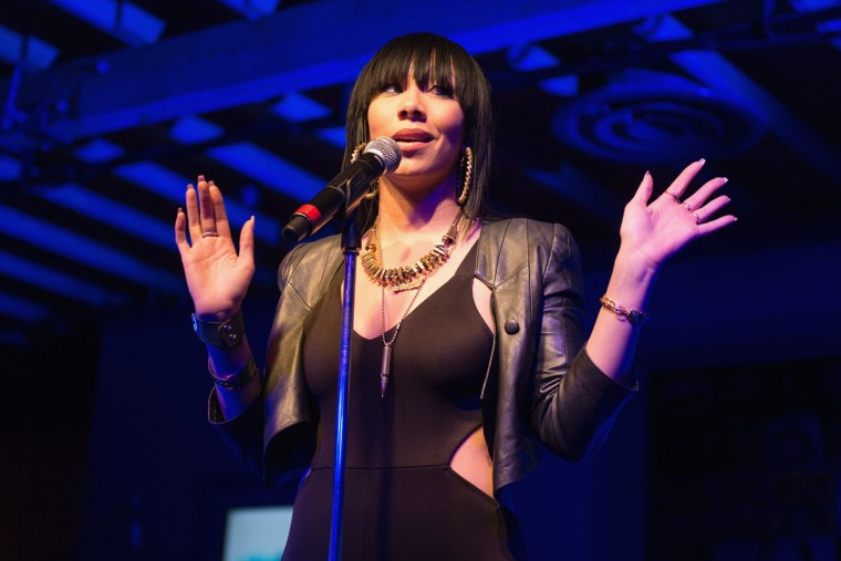 Bridget Kelly performs at SXSW on March 14, 2013 in Austin, Texas. (Daniel Boczarski/Getty Images for BET)