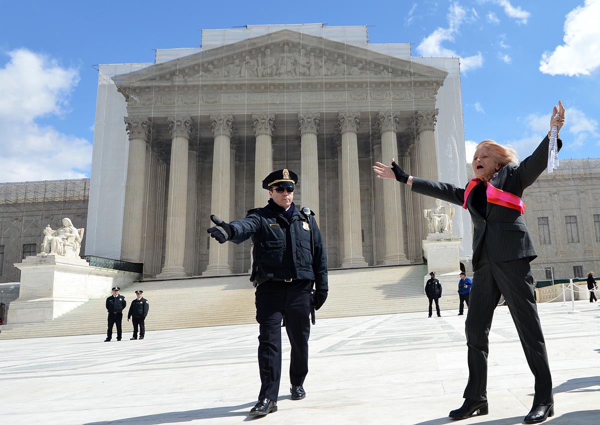defense of marriage act Supreme court strikes down defense of marriage act richard wolf and brad  heath, usa today published 10:07 am et june 26, 2013   updated 2:12 pm .