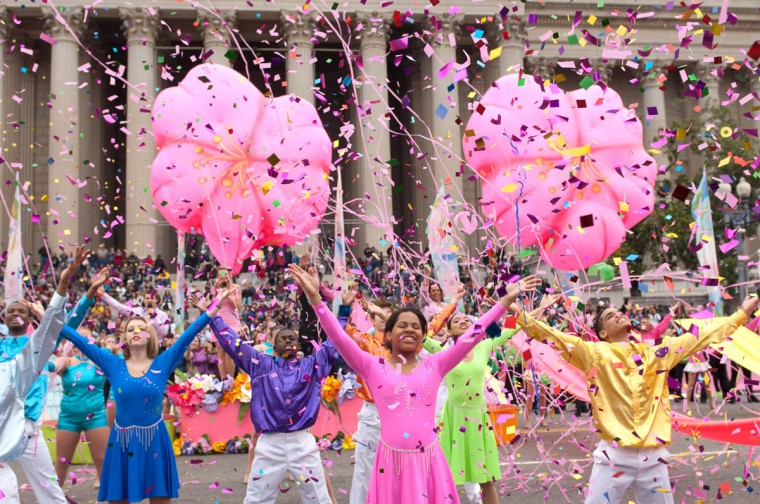 March 18, 2013: The National Cherry Blossom Festival and Parade in Washington. (Ron Engle/Courtesy of the National Cherry Blossom Festival)