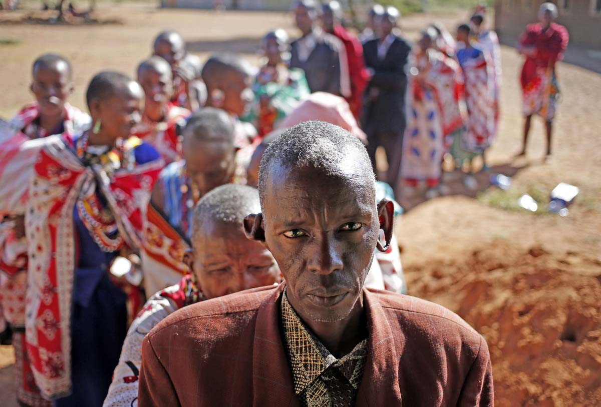 March 4 Photo Brief: Election Day in Kenya